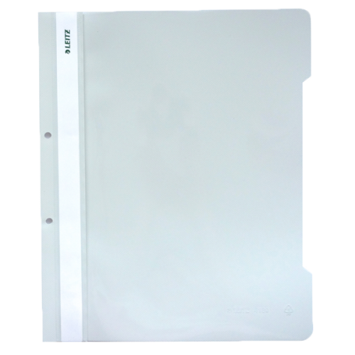 Leitz Telli Dosya Plastik Beyaz L-4189