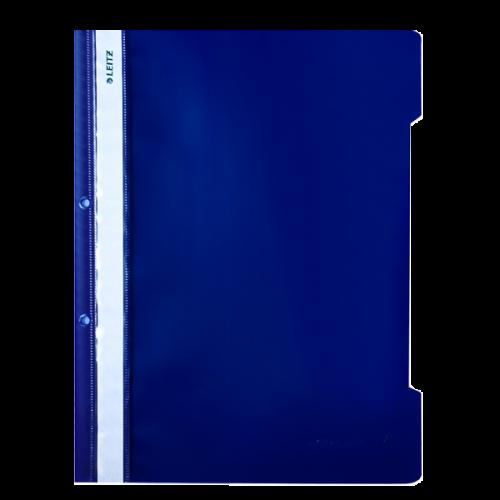 Leitz Telli Dosya Plastik Lacivert L-4189