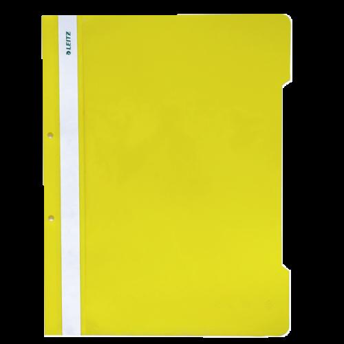 Leitz Telli Dosya Plastik Sarı L-4189