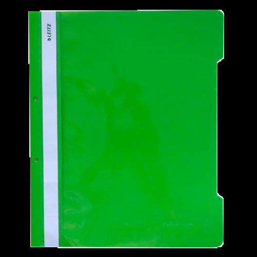Leitz Telli Dosya Plastik Yeşil L-4189