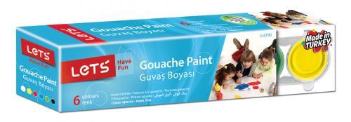 Lets Guaj Boya 25 ML 6 Renk L-5150