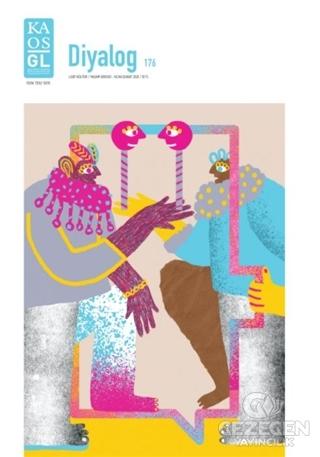 LGBT Kültür - Yaşam Sayı: 176 Ocak Şubat 2021 - Diyalog