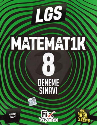 LGS Matematik 8 Deneme Sınavı