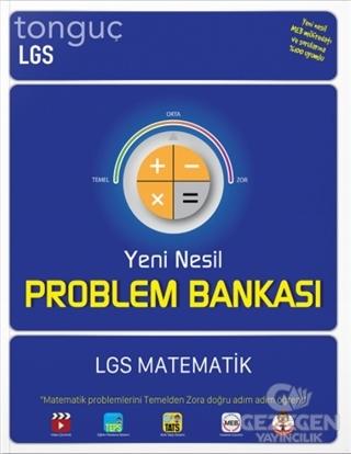 LGS Matematik Problem Bankası | Tonguç Akademi
