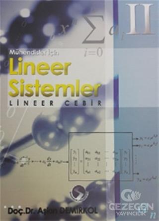 Lineer Sistemler - Lineer Cebir 2