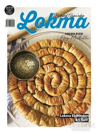 Lokma Aylık Yemek Dergisi Sayı: 66 Mayıs 2020