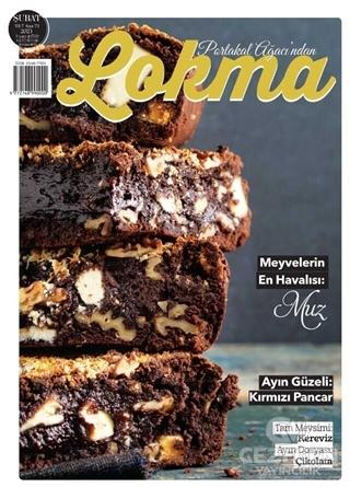 Lokma Aylık Yemek Dergisi Sayı: 75 Şubat 2021