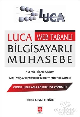 Luca Web Tabanlı Bilgisayarlı Muhasebe