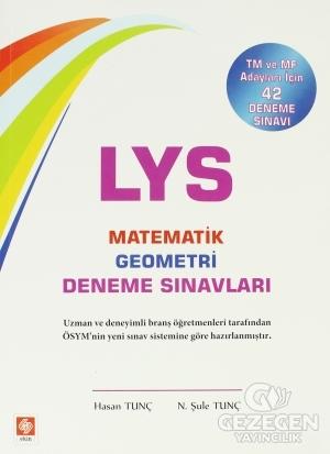LYS Matematik Geometri Deneme Sınavları