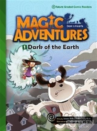 Magic Adventures - 1 : Dark of The Earth - Level 3