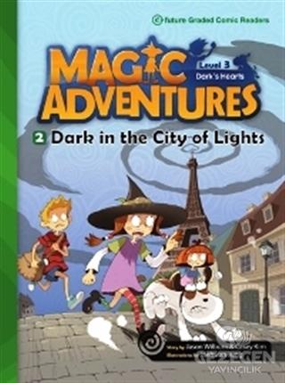Magic Adventures - 2 : Dark in the City of Lights - Level 3