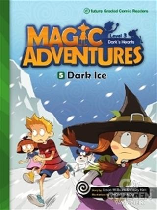 Magic Adventures - 5 : Dark Ice - Level 3