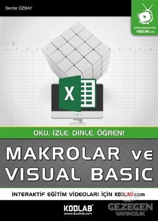 Makrolar ve Visual Basic 2019