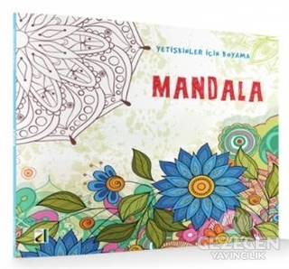 Mandala - Yetişkinler İçin Boyama