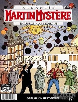 Martin Mystere sayı: 171/ Şarlman'ın Uzay Gemileri