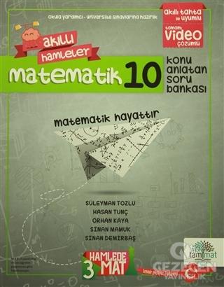 Matematik 10  Konu Anlatan Soru Bankası