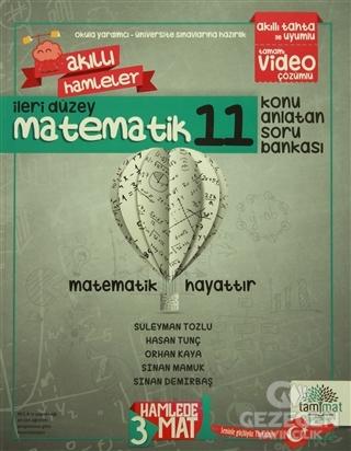 Matematik 11 Konu Anlatan Soru Bankası