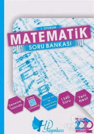 Matematik Soru Bankası 1. Oturum