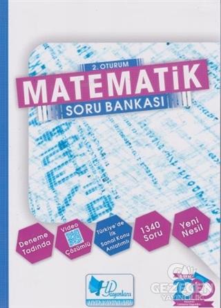 Matematik Soru Bankası 2. Oturum