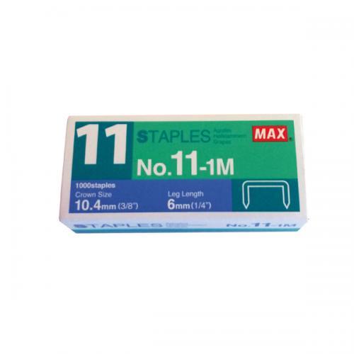 Max Zımba Teli 1000 Lİ No:11 1M