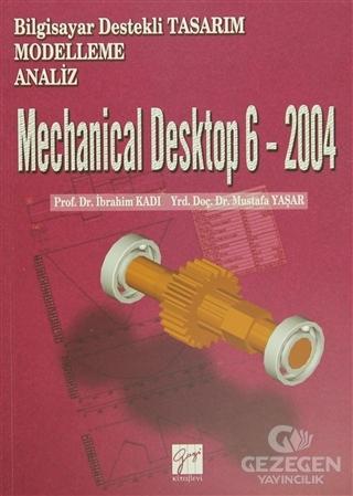 Mechanical Desktop 6 - 2004