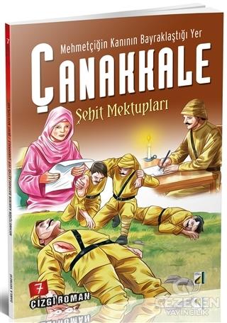 Mehmetçiğin Kanının Bayraklaştığı Yer Çanakkale - 7