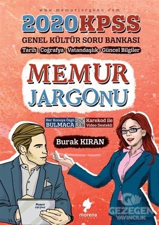 Memur Jargonu 2020 KPSS Genel Kültür Soru Bankası