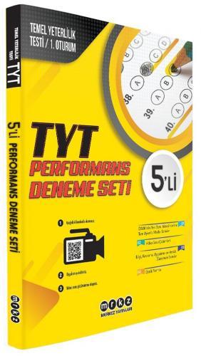 Merkez TYT Performans 5 Li Deneme Seti