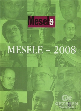 Mesele Kitap Dergisi 2008 Sayıları Takım
