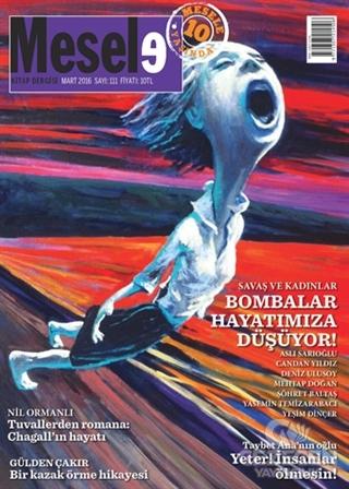 Mesele Kitap Dergisi Sayı : 111 Mart 2016