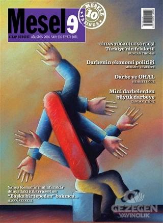 Mesele Kitap Dergisi Sayı : 116 Ağustos 2016