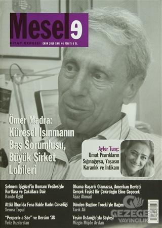 Mesele Kitap Dergisi Sayı: 46