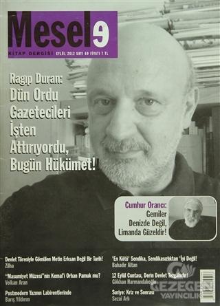 Mesele Kitap Dergisi Sayı: 69