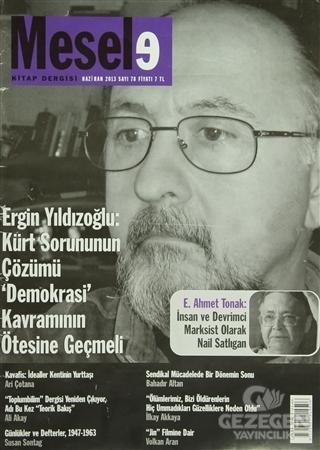 Mesele Kitap Dergisi Sayı: 78