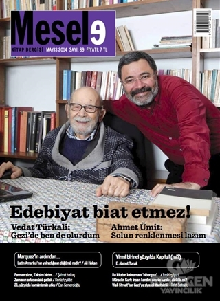 Mesele Kitap Dergisi Sayı: 89