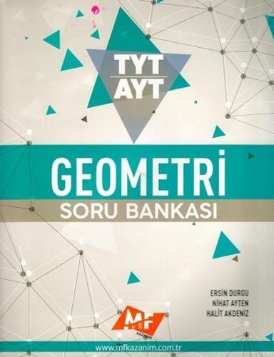 MF Kazanım YKS TYT AYT Geometri Soru Bankası MF Kazanım Yayınları
