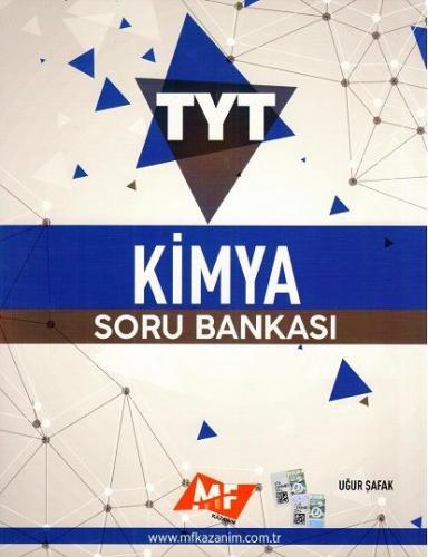 MF Kazanım YKS TYT Kimya Soru Bankası MF Kazanım Yayınları