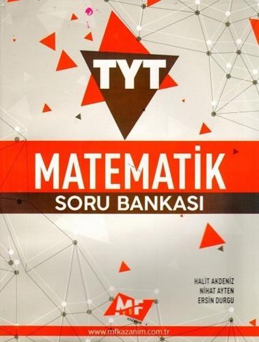 MF Kazanım YKS TYT Matematik Soru Bankası MF Kazanım Yayınları