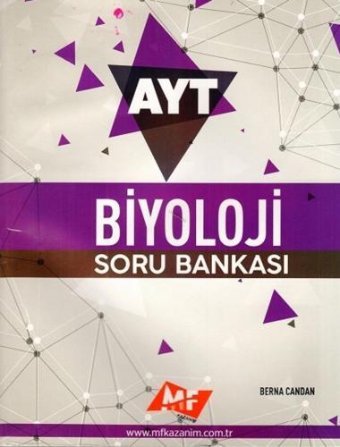 MF Kazanım YKS AYT Biyoloji Soru Bankası MF Kazanım Yayınları