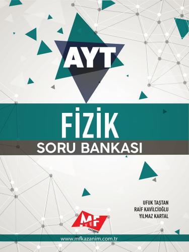 MF Kazanım YKS AYT Fizik Soru Bankası MF Kazanım Yayınları