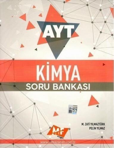 MF Kazanım YKS AYT Kimya Soru Bankası MF Kazanım Yayınları