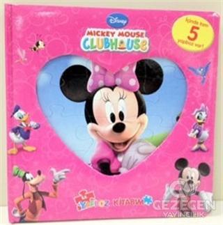Mickey Mouse Clubhouse İlk Yapboz Kitabım