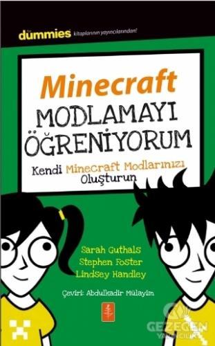 Minecraft Modlamayı Öğreniyorum