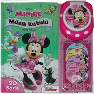 Minnie - Müzik Kutulu Öykü Kitabı