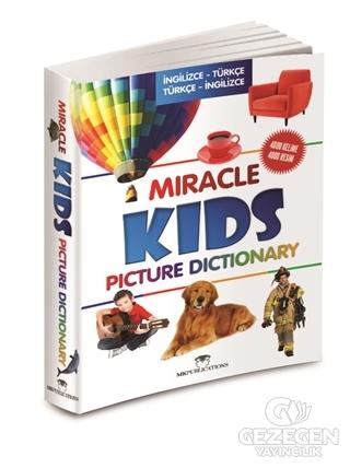 Miracle Kids Picture Dictionary / İlköğretim