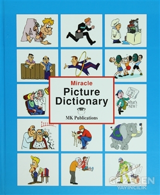 Miracle Picture Dictionary (Ciltli)