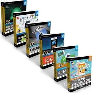 Mobil Uygulama Geliştirme Seti (6 Kitap Takım)