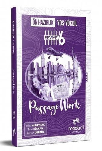 Passagework YDS-YÖKDİL Ön Hazırlık Seviye 6