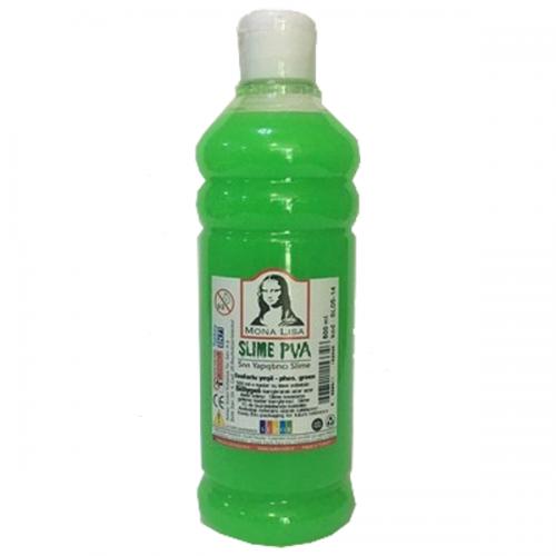 Monalisa Sıvı Yapıştırıcı Slime 500 ML Fosforlu Yeşil SL05-14