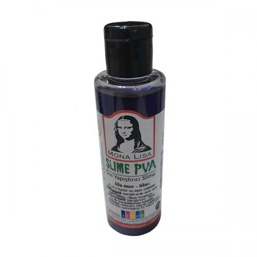 Monalisa Sıvı Yapıştırıcı Slime 70 ML Lila Mor SL01-7
